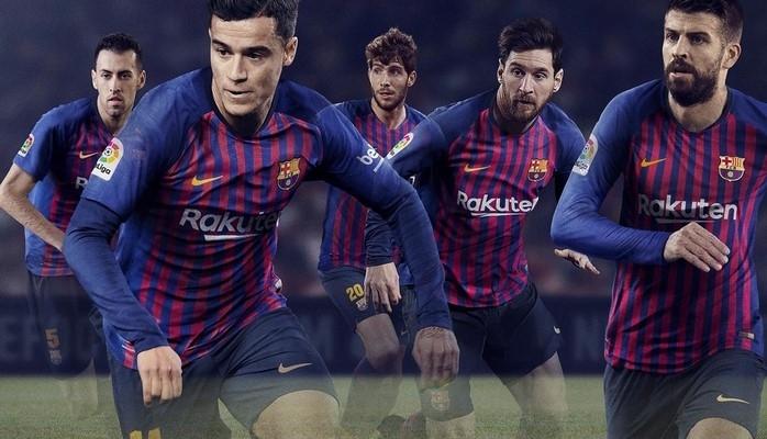 """""""Барселона"""" стала первым клубом в истории с самым крупным годовым доходом"""