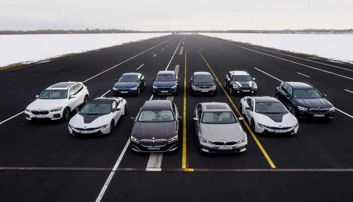 BMW-dən 1,3 litr sərfiyyatlı X1 modeli gəlir