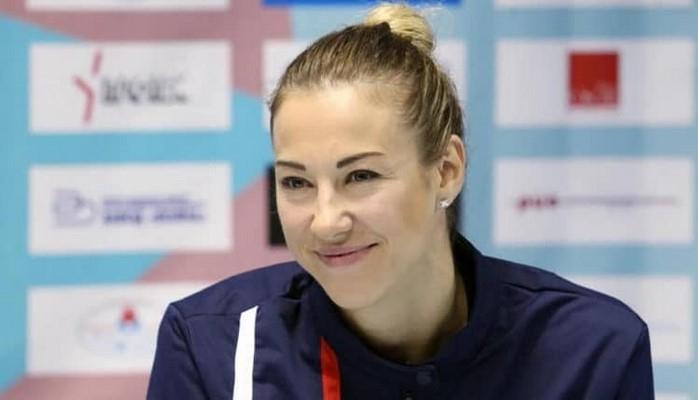 Волейболистка сборной Азербайджана восстановила карьеру