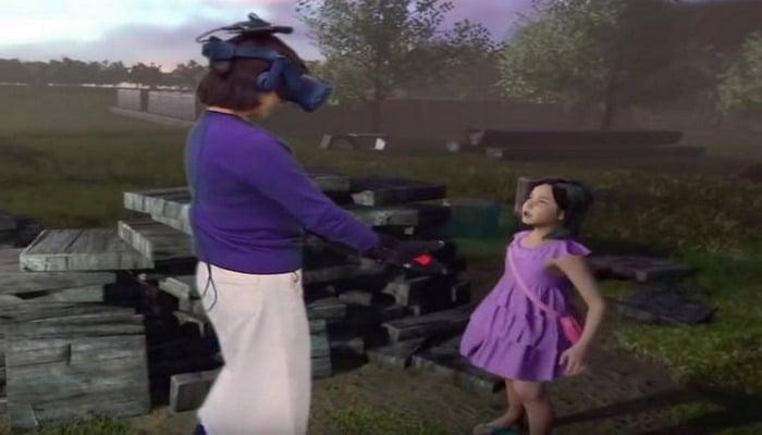 Женщина встретилась с погибшей дочерью с помощью VR-технологий