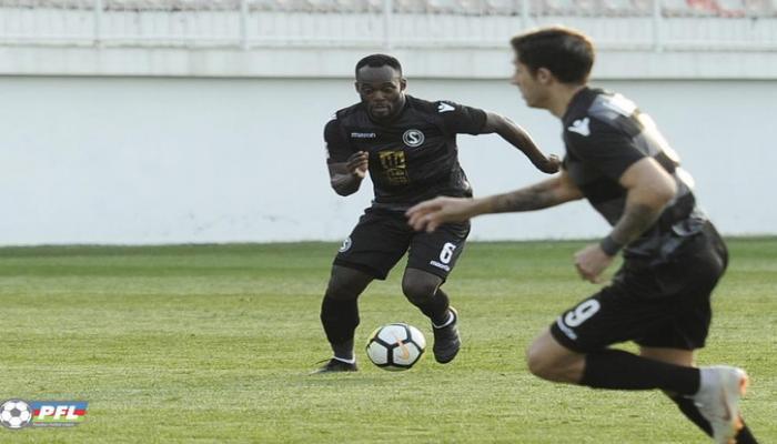 Легионер ФК'Сабаиль' попал в список лучших футболистов в истории Африки