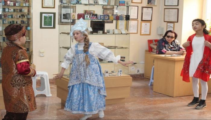 В музеях Азербайджана проходит проект «Пушкиниана – 2019»