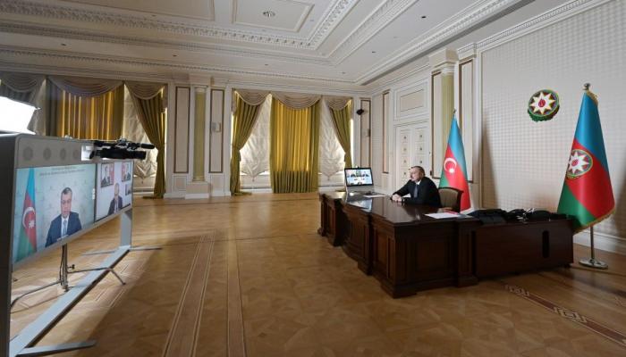 Президент Ильхам Алиев: Национальное согласие в стране возросло до невиданного ранее уровня