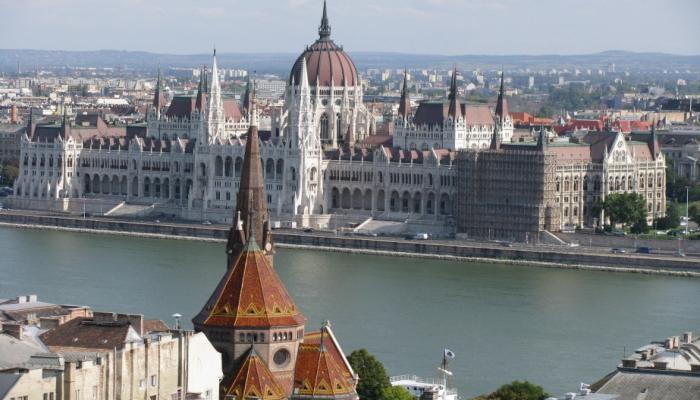 Парламент Венгрии — в десятке красивейших достопримечательностей мира