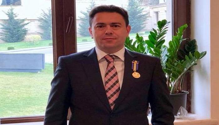 Anar Nəcəfli mükafata layiq görüldü