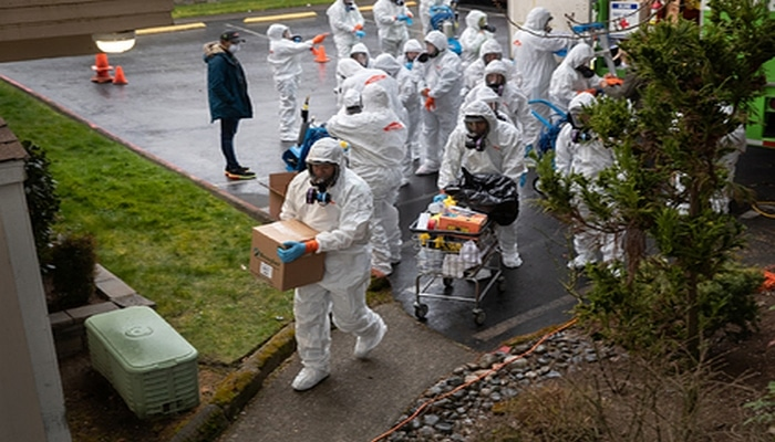 США захотели залезть в долги из-за коронавируса