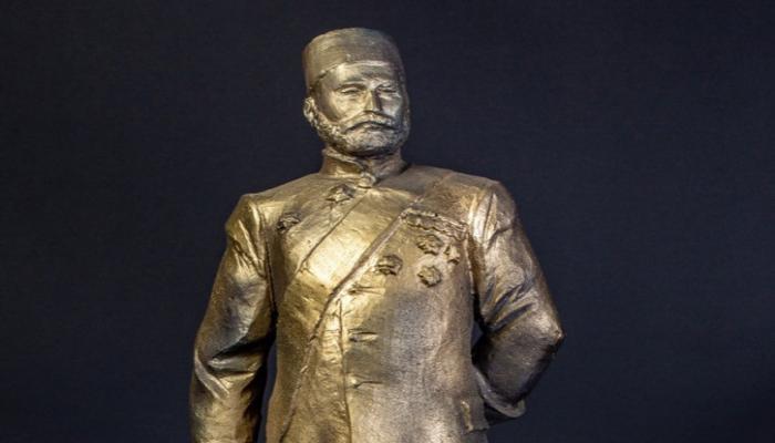 Эльдар Азизов об открытии памятника Гаджи Зейналабдину Тагиеву