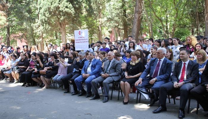 UTECA-da Məzun günü və Məzun yarmarkası keçirilib