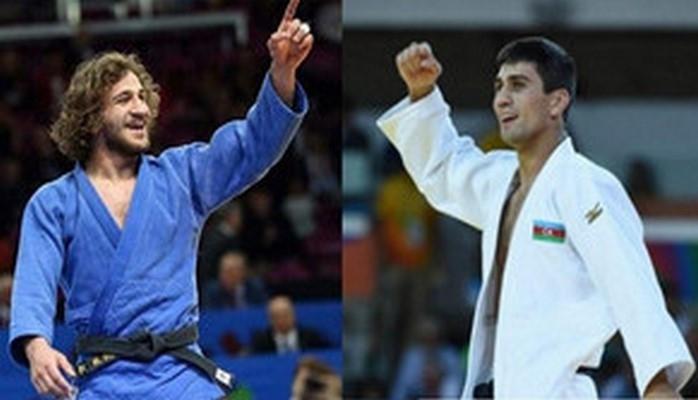 На чемпионате мира в Баку сегодня на татами выйдут еще 3 азербайджанских дзюдоиста