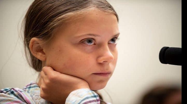 Грета Тунберг: На спасение планеты осталось 8 лет