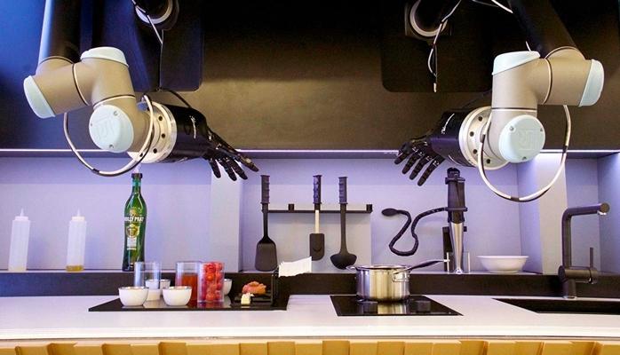 Ev işlərini görəcək robot yaradılıb