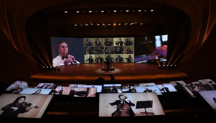 Heydər Əliyevin anadan olmasının 97-ci ildönümü münasibətilə virtual konsert proqramı hazırlanıb