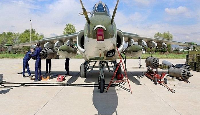 Rusiya Tacikistandakı hərbi bazasında pilotsuz aviasiya yaradır