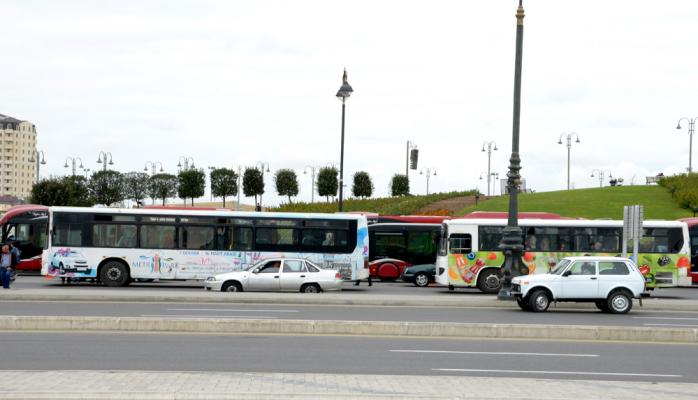Госслужба автомобильного транспорта Азербайджана обратилась к пассажирам междугородних автобусов