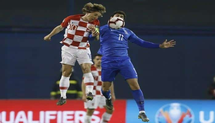Лука Модрич: Азербайджанская команда доказала, что является соперником не из легких