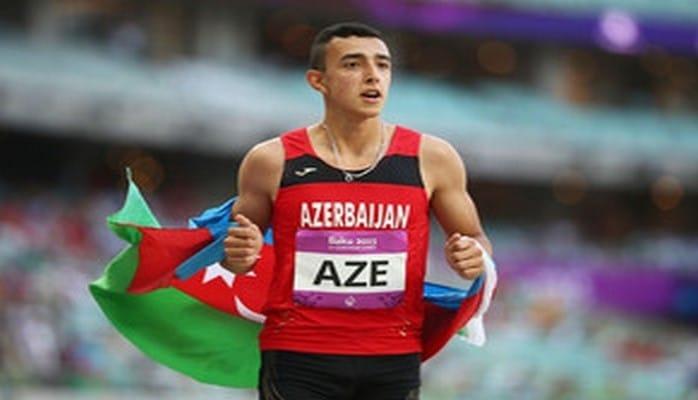 """Azərbaycanlı atlet: """"Avropa çempionatında əsas hədəfim qızıl medal qazanmaqdır"""""""