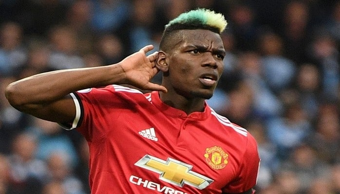 Моуринью заявил о желании Погба остаться в «Манчестер Юнайтед»