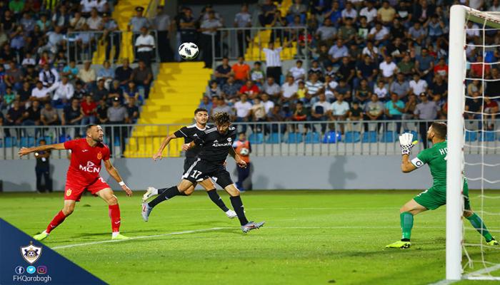 """""""Qarabağ""""ın ÇL-də növbəti oyun üçün"""