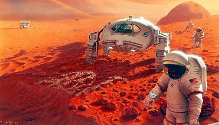 Академик РАН оценил планы Маска по полетам на Марс