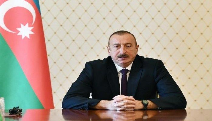 Prezident İlham Əliyev Gəncə hadisələrindən danışdı