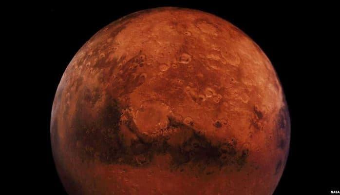 Полет на Марс сократит жизнь астронавтов на 2,5 года