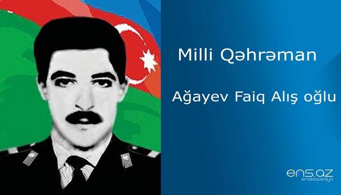Faiq Ağayev Alış oğlu
