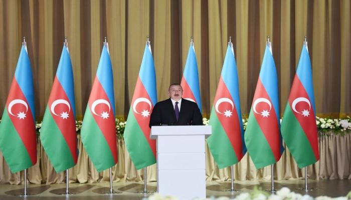 Prezident: 'Bizə qarşı hücumların arxasında erməni lobbisi və onlarla müttəfiq olan bəzi yerli, özünü müxalifət adlandıran qruplaşmalar durur'