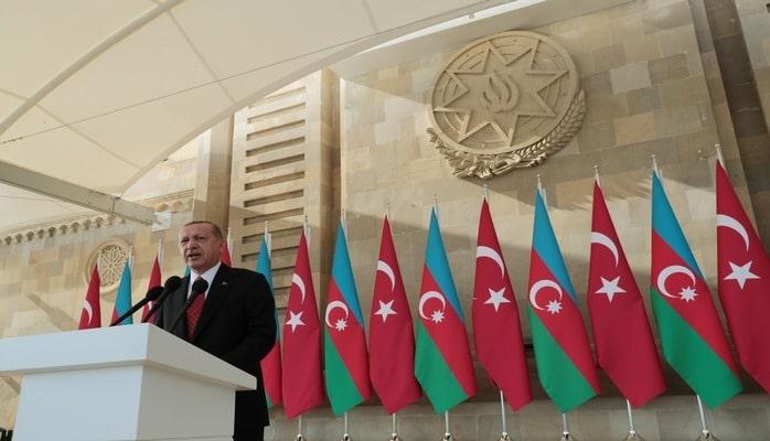 «Радость Азербайджана – радость Турции, боль Азербайджана – боль Турции»