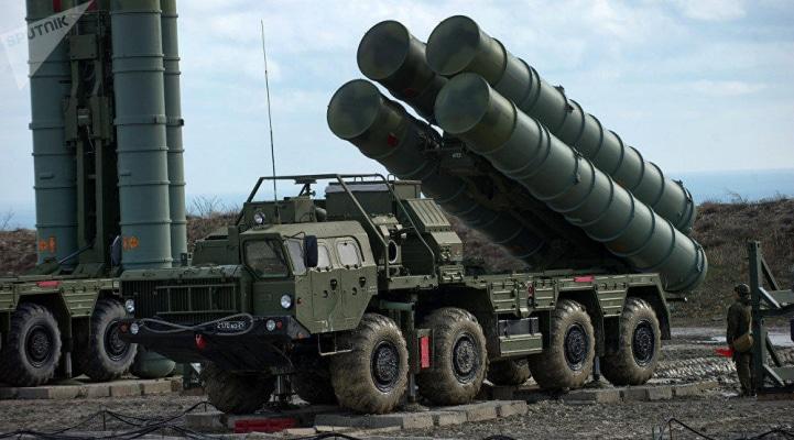 С-400 полностью введут в строй в Турции в апреле или мае