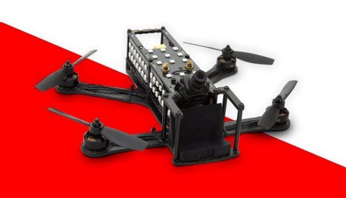 DLR устраивает гонки искусственного интеллекта на беспилотниках. Казалось бы, причем тут Lockheed Martin?