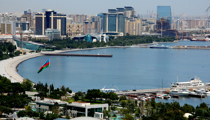 В столице Азербайджана отмечается праздник Победы Турции