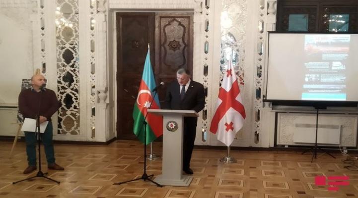 В Тбилиси отмечена 30-я годовщина трагедии 20 Января