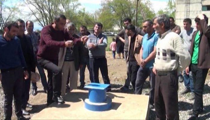 Жители Агджабеди испытывают нехватку питьевой воды
