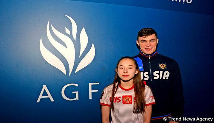 Очень понравилась Национальная арена гимнастики в Баку – российский гимнаст