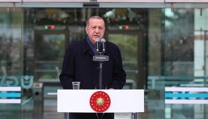 """Ərdoğan: """"Türk xalqı yeni dövrün astanasındadır"""""""