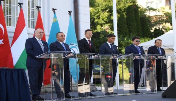 В Венгрии открылось представительство Совета cотрудничества тюркоязычных государств