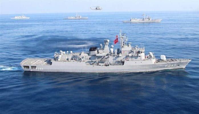 Турция проведет с США и Азербайджаном учения в Средиземном море