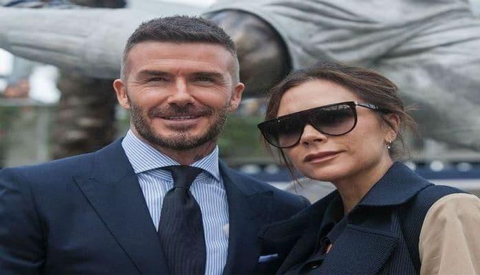 Виктория Бекхэм: Дэвид замечательный муж и фантастический отец