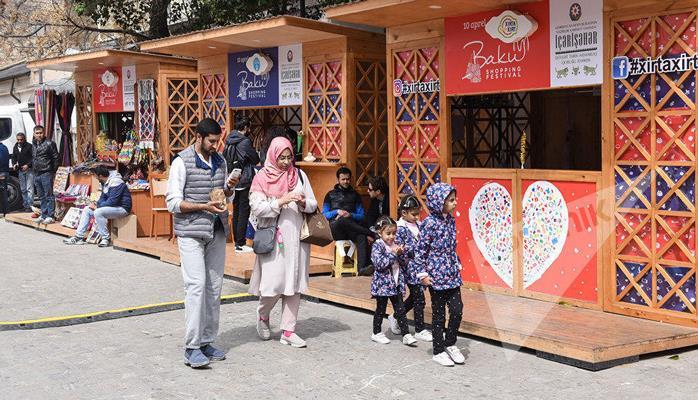 Баку лидирует в СНГ для шопинга у туристов