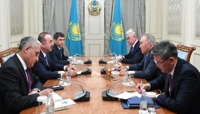 Nursultan Nazarbayevə Türk Şurasının Fəxri prezidenti statusu verilib