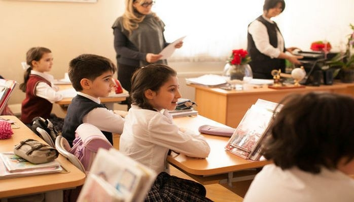 Azərbaycanlı uşaqların potensialı qiymətləndirildi