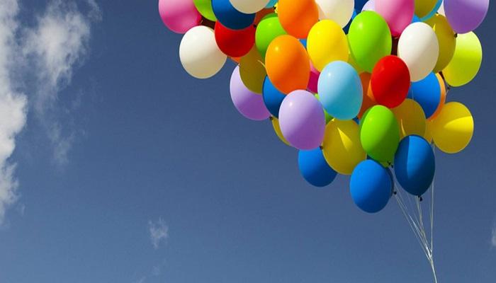 Как появились воздушные шары