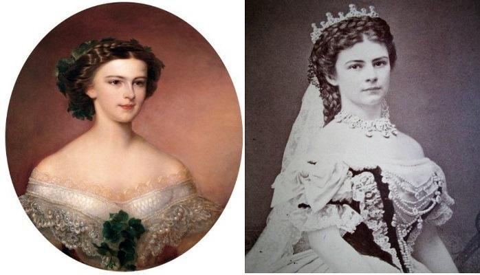 Как императрица Сисси ухаживала за волосами и на каких диетах сидела
