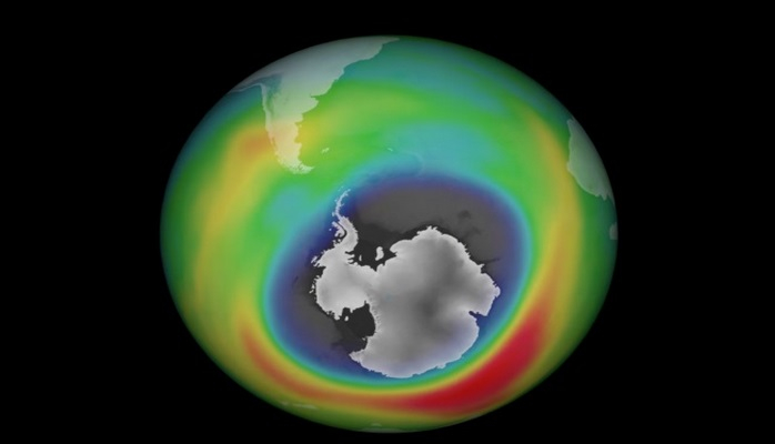 Ozon qatında açılmış dəlik - BMT ekspertlərindən şad xəbər