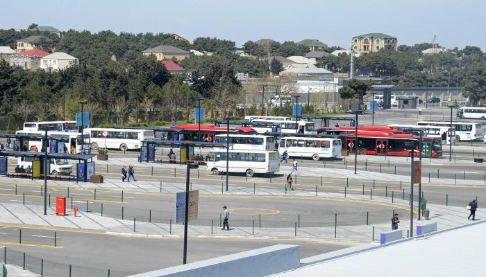 В новом транспортном хабе Бакинского автовокзала созданы все условия для гостей и жителей столицы