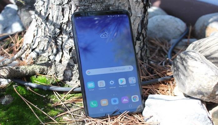 """""""LG"""" şirkəti yeni smartfonunu təqdim edib"""