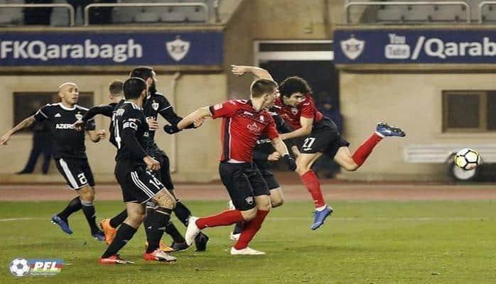 В шаге от финала - «Габала» против «Карабаха»