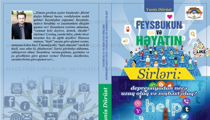 """""""Feysbukun və Həyatın Sirləri"""" kitabı artıq satışdadır!"""