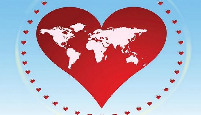 Всемирный день сердца проводится под девизом «Мое сердце, твое сердце»