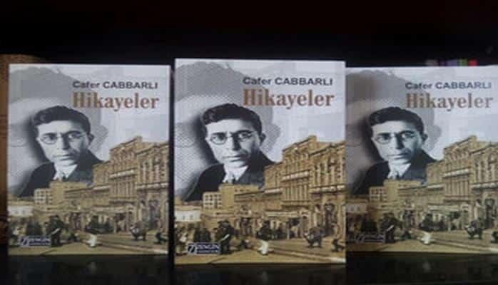Cəfər Cabbarlının seçilmiş hekayələri Türkiyədə nəşr olunub